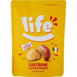 life Castagne Cotte e Pelate 150 gr.