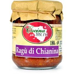 Cucina toscana ragu' di chianina gr.180
