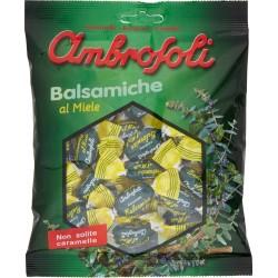 Caramelle ambrosoli balsamiche-miele - gr.135