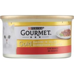 Gourmet gold manzo dadini - gr.85