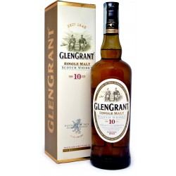 Glen grant whisky 10y - lt.1
