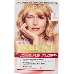 Oreal excellence n.8 Biondo chiaro