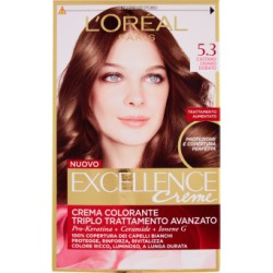 L'Oreal excellence n.5,3 Castano Chiaro Dorato