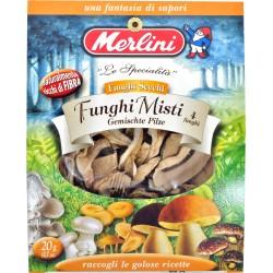 Funghi misti e porcini merlini gr.20