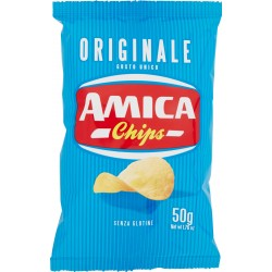 Amica chips patatine - gr.50