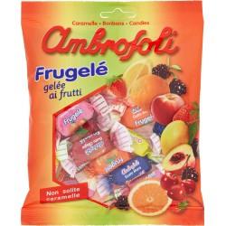 Ambrosoli caramelle frugele - gr. 130