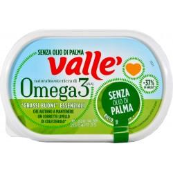 Margarina vallè omega 3 gr.250