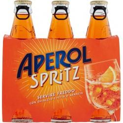 Aperol spritz cl.17,5 cluster x3