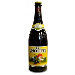 La chouffe birra blond cl.75