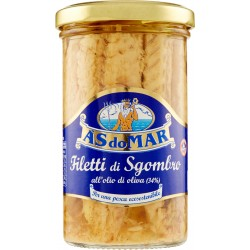 Asdomar filetti sgombro - gr.250