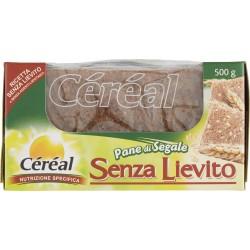 Céréal Senza Lievito Pane di Segale gr.500