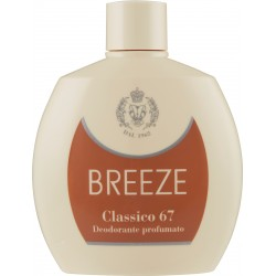 Deo breeze classico 67 - ml.100