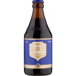 Chimay blu birra cl.33