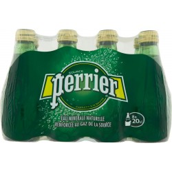 Perrier acqua - ml.200 cluster x8