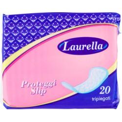 Laurella proteggi slip tripiegato x20