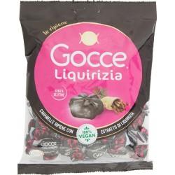 Fida caramelle gocce liquirizia - gr.200