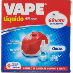 Vape liquido magic 48 ore spina