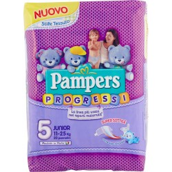 Pampers progressi junior x20