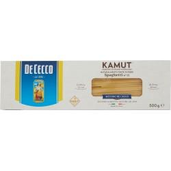 De cecco spaghetti kamut n.12 - gr.500