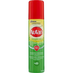 Autan tropical Insetto Repellente Spray 100 ml.