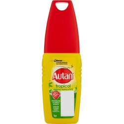 Autan tropical Insetto Repellente Vapo 100 ml.