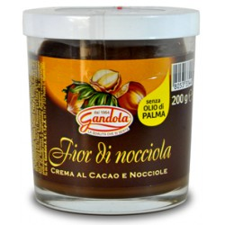 Gandola crema bicchiere nocciole e cacao - gr.200