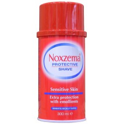 Noxzema schiuma barba sensitive - ml.300