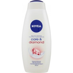 Nivea Bagno Crema care & diamond 750 ml.