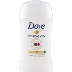 Dove Deodorante invisible dry stick 30 ml.