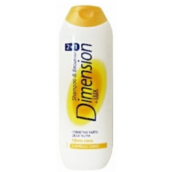 Dimension 2/1 shampoo capelli lisci - ml.250