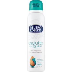 Neutro Roberts Asciutto spray 150 ml.