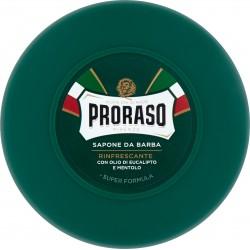 Proraso Sapone con olio di eucalipto e mentolo 150 ml