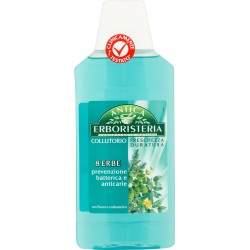 Antica Erboristeria Collutorio 8 erbe 500 ml.