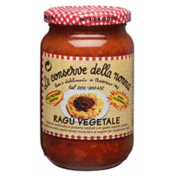 Le conserve della Nonna ragù vegetale - gr.350