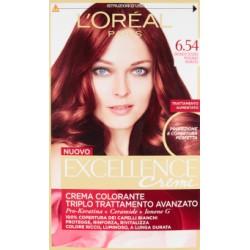Oreal excellence n.6,54 Biondo Scuro Mogano Ramato