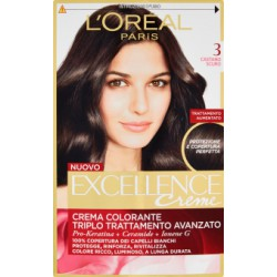 Oreal excellence n.3 castano scuro