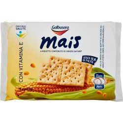 Galbusera crackers al mais gr.400