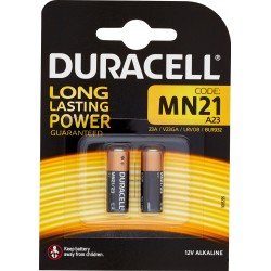 Pile duracell mn21 x2