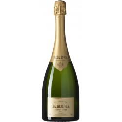 Krug champagne grand cuvee cl.75