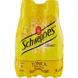 Sschweppes tonica pet cl.25x4