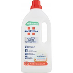 Amuchina Bucato Additivo Igienizzante con Ammorbidente 1000 ml.