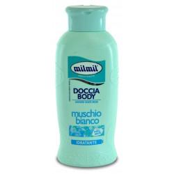 Mil mil doccia muschio bianco - ml.400