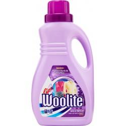 Lip Woolite detersivo lana e delicati lavanda lt.1