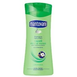 Mantovani shampoo ricci ml 400