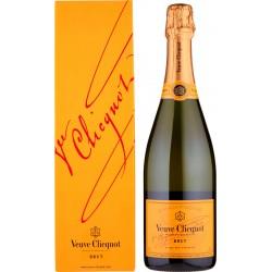 Champagne Veuve Clicquot Brut cl. 75 con Astuccio