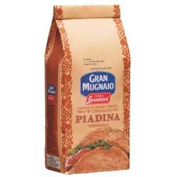 Spadoni farina per piadina - kg. 1
