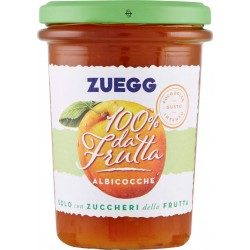 Zuegg confettura senza zucchero albicocca - gr.250