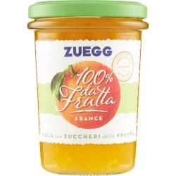 Zuegg confettura senza zucchero arance - gr.250
