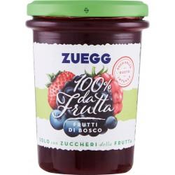 Zuegg confettura senza zucchero frutti di bosco - gr.250