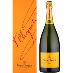 Champagne Veuve Clicquot Magnum 1,5 L. Astuccio